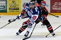Hokejová extraliga: HC Kometa Brno - Mountfield HK.