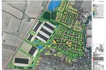 Lokalita by po stránce územního plánu mohla být na možný příchod investorů připravena za rok a půl.