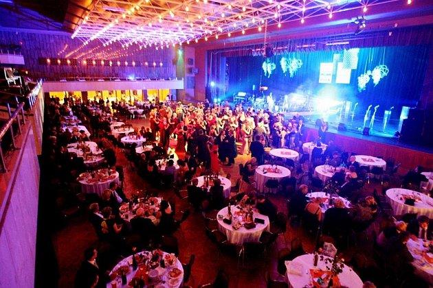19. Mediální ples se konal 26. února v Kongresovém centru Aldis.