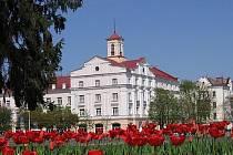 Centrum města Černigov