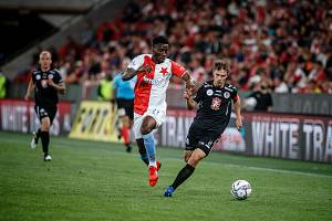 Slavia Praha - FC Hradec Králové (4:1).