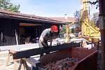 Odborná praxe studentů hradecké SPŠ stavební v německém Bad Tölzu.