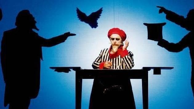 Poslední trik Georgese Méliese v Divadle Drak v Hradci Králové.