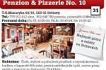 Penzion & Pizzerie No. 10