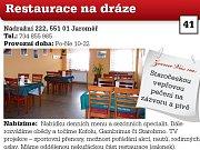 Restaurace na dráze
