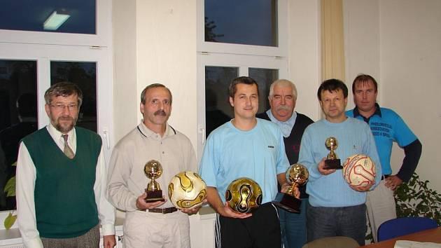 Vítězové amatérské ligy