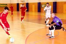 Chance futsal liga: Mados MT Hradec Králové - Era-Pack Chrudim.