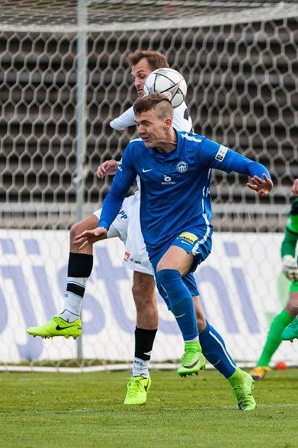 Fotbal  liga FC Votroci Hradec Králové  vs. Liberec