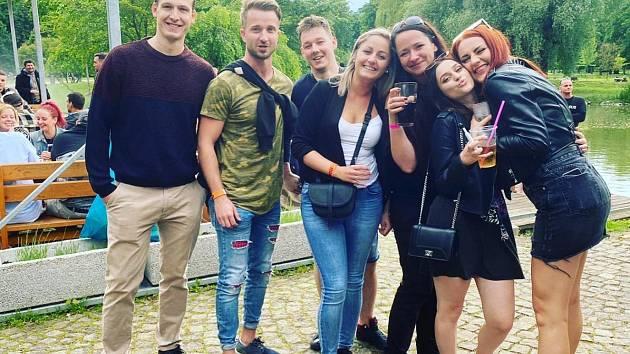 Local DJs House Festival 2021 v Rotundě.