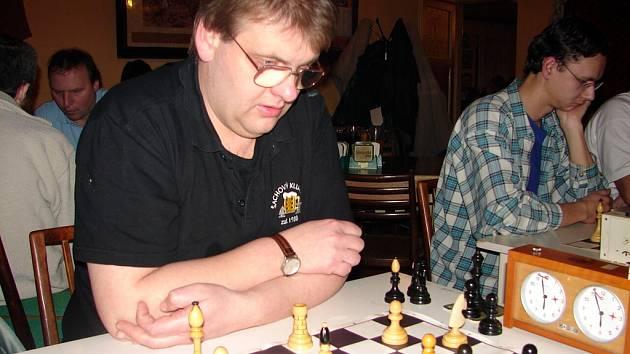 Šachový turnaj na Chlumu