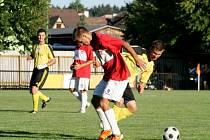 Fotbalový krajský přebor: SK Červený Kostelec - TJ Sokol Kratonohy.