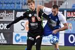 Fotbalová příprava: FK Mladá Boleslav - FC Hradec Králové.