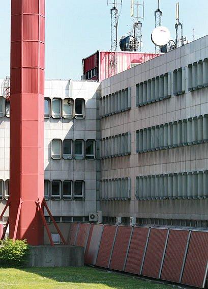 Budova telekomunikací, Resselova, II. silniční okruh