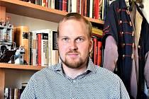 Politolog Jan Květina