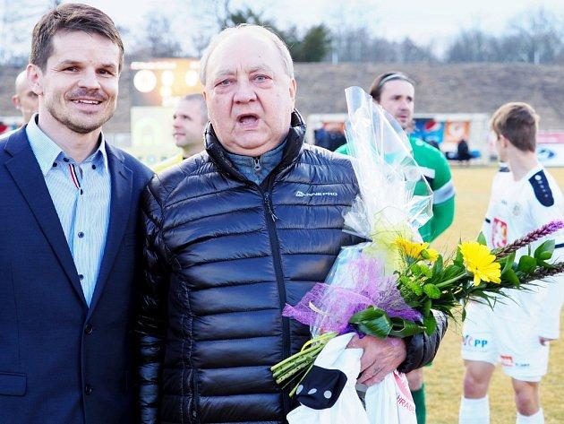 """Miroslav Merkl slaví """"70""""."""