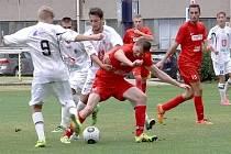 Fotbalová příprava: FC Hradec Králové A dorost - SK Převýšov.