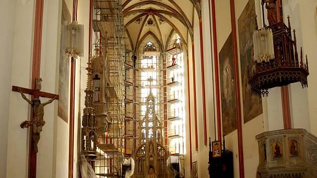 Katedrála svatého Ducha v Hradci Králové