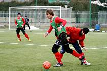 Fotbalová příprava: Červený Kostelec - Lhota pod Libčany.