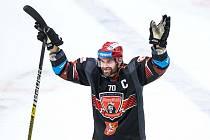 BAVIT DIVÁKY, to je jeden z cílů hokejistů Hradce Králové. Nositelem dobrých výkonů i zábavy má být kapitán Radek Smoleňák.