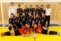 Fotbalisté FC Hradec Králové kategorie U15.