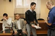 Viet Thai Ho a Van Huy Dinh obžalovaní z výroby drog u Krajského soudu v Hradci Králové.