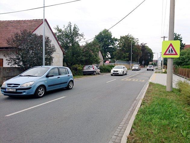 Zoprav silnic na Královéhradecku.