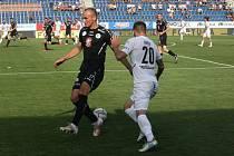 PROHRA. Hradečtí fotbalisté padli na Slovácku 0:1. Šanci na vyrovnání měl Pavel Dvořák.