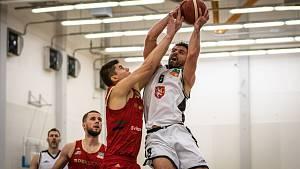 Derby basketbalistů: Hradec Králové - Svitavy