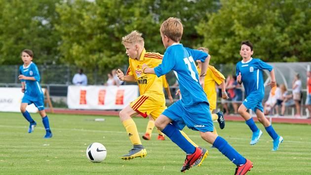 Ondrášovka Cup. Ilustrační fotografie.