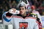 Generali play off Tipsport extraligy ledního hokeje - 5. čtvrtfinále: Mountfield HK - HC Verva Litvínov.