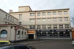 Kulturní dům Střelnice v Hradci Králové.
