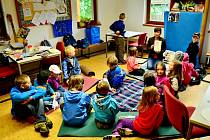 V základní škole Hučák to prý bude přirozeně hučet dětmi.