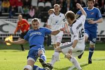 Votroci doma porazili Baník a sedm kol před koncem mají skoro jistou záchranu v nejvyšší české fotbalové soutěži
