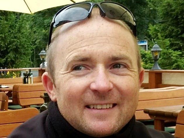 Pavel Tomeš.