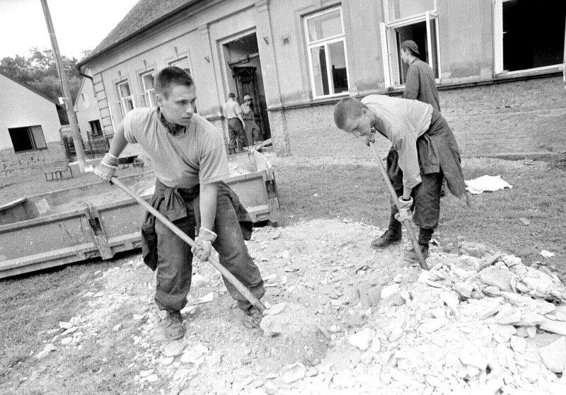 Povodně na Královéhradecku 1998