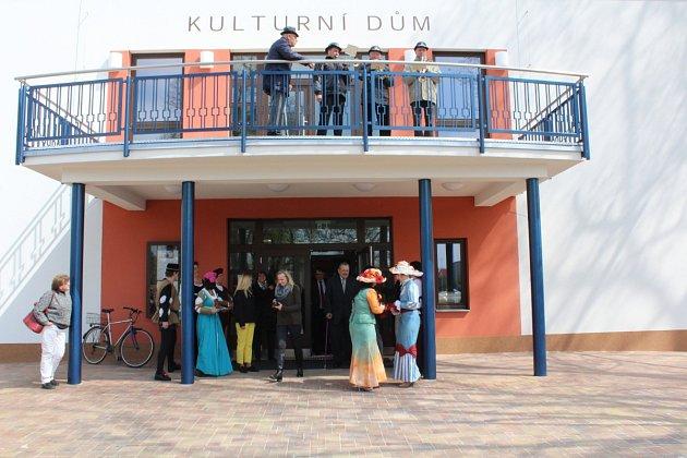 V Třebechovicích pod Orebem slavnostně otevřeli zrekonstruovaný Kulturní dům