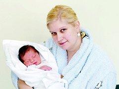 Vojtěch  Gábel se narodil 27. února ve 12 hodin. Měřil 53 centimetrů a vážil 3740 gramů.  Rodiče Radka a Július Gábelovi žijí v Rohenicích.