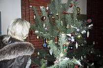 Doma má tři tisíce vánočních ozdob. Schovává je v krabicích