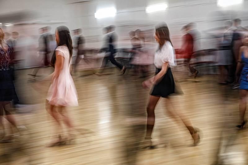 Taneční na podzim roku 2021