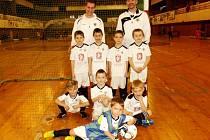 Fotbalová minipřípravka FC Hradec Králové B.