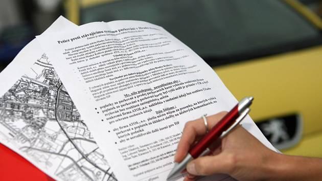 Petice proti Atolu