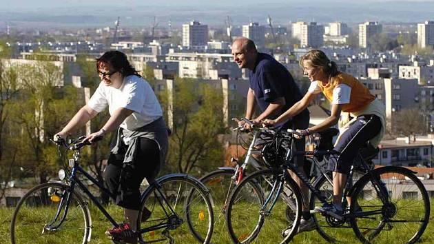 Hradec Králové je město cyklistů
