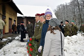 Uctění památky Barium Žamberk