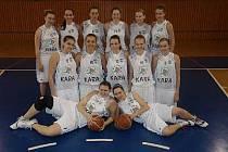 Basketbalistky dorostu, Kara Trutnov.
