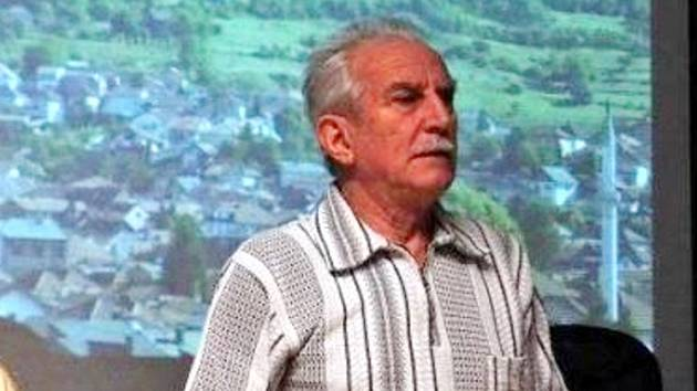 Amatérský archeolog Jiří Voňka.