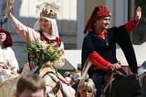 Slavnosti královny Elišky 2008