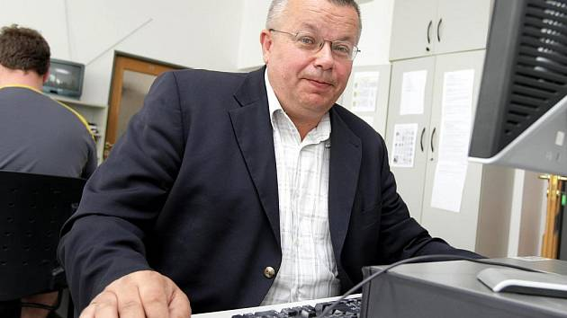 Jiří Mašek.