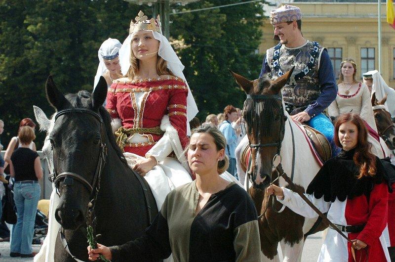 Slavnosti královny Elišky.