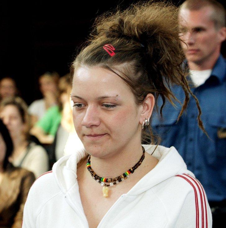 Ingrid Hillebrantová u Krajského soudu v Hradci Králové.