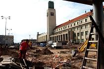 Rekonstrukce Riegrova náměstí